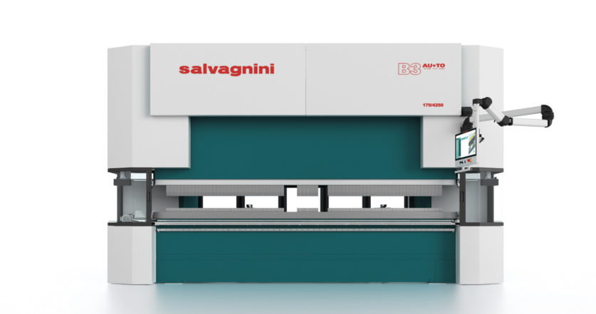 Salvagnini B3 AU-TO press brake