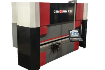 CI Introduces new hybrid press brake model at FABTECH